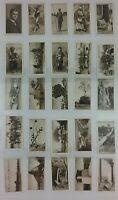 Lambert & Butler Cigarette Cards THIRD RHODESIAN SERIES Complete Set 25 1930