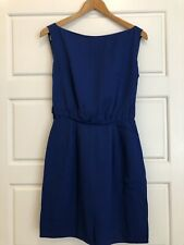 Karen Walker Royal Blue Dress Size 2