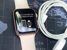 Apple Watch Series 5 44mm Gold with Pink braclet