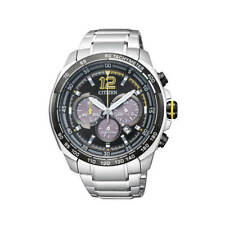 Stainless Steel Band Date Indicator Casual Wristwatches