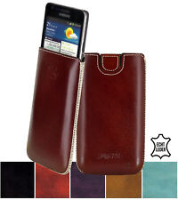 Suncase Case Real Leather Cover S II Case For Samsung Galaxy S2