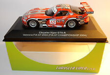ALTAYA CHRYSLER VIPER GTS-R N°10 VALENCIA FIA GT CHAMPIONSHIP 2004 1/43 IN BOX