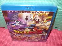 DRAGON BALL Z - BATTLE OF GODS - BLU-RAY + DVD - NUEVO