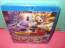DRAGON BALL Z - BATTLE OF GODS - BLU-RAY + DVD - NUEVO