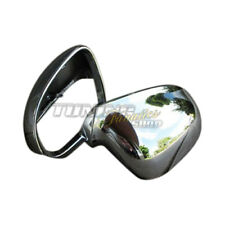 Für VW Golf 5 V KOMPLETTE Chrom Gehäuse Spiegel Spiegelkappen Außenspiegel