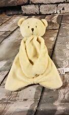 Baby GANZ Pacifier Cozy IvoryTeddy Bear Security Blanket Lovey