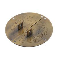 Bronze Latch Catch for Trunk Jewelry Box Locking Buckle Furniture Hardware S