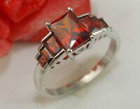Ring 56 Fingerring Silber Kristall Zirkonia Damenring Silberring