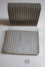 Aluminum Heatsink, approx 6.75 x 6 x 1.5 inch from Pa Reduced!