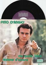PINO D'ANGIO Ma Quale Idea 45/GER/PIC