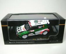 Skoda FABIA s2000 No. 6 rally monte carlo 2009