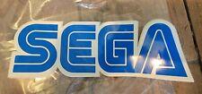 Sega arcade logo  sticker original OEM NOS