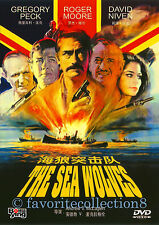 The Sea Wolves (1980) - Gregory Peck, Roger Moore - DVD NEW
