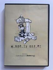 2006 Minority Report by Clyde Singleton & Skateboard Mag Skate Video Dvd