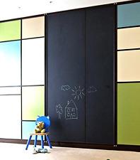 Rabbitgoo Self-Adhesive Wall Sticker Wall Paper Blackboard Sticker Chalkboard Co