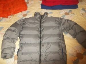 Feathered Friends Gore-tex Vintage USA Helios Jacket Puffer Coat Goose Down READ