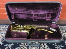 1966 Selmer Mark VI Alto Saxophone, As Is, Free Shipping