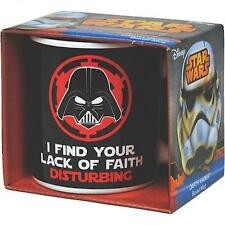 Star Wars - Darth Vader Quote Mug - New & Official Lucasfilm Ltd In Box