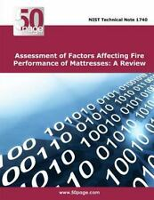 Assessment of Factors Affecting Fire Performance of Mattresses: a Review by...