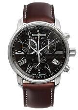 ZEPPELIN LZ127 Trans-atlantic cronografo da uomo cronografo 7694-2