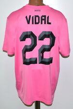 JUVENTUS ITALY 2011/2012 AWAY FOOTBALL SHIRT JERSEY NIKE VIDAL #22 CHEAP VERSION