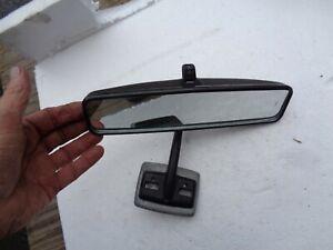 Volvo 240 242 244 SEDAN Rear View Mirror OEM USED  1224134