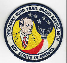 BOY SCOUT PRESIDENT FORD TRAIL PP  MICH