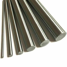 Stainless Steel Linear Rail 10mm 100mm H6 X46 Shaft Axis Smooth Rod Bar CNC