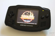 GBA IPS V2 Console - Black (WITHOUT Adjustable Brightness)