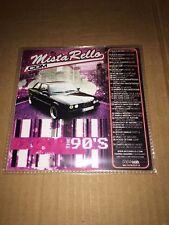 Mistarello I Love the 90s CLASSIC 1990 Hip Hop DJ Mix CD Mixtape Non-Stop!