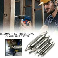 Multifunctional 5 *Fixed Point Drill Combined Center Bit HSS Drill Set H6S1