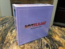HOTFLASH! the Menopause Board Game Ages 39-None of Your Dang Business! New