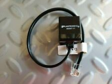 PLANTRONICS CABLE ASSEMBLY MODULAR STRAIGHT 40287-11 - FREE SHIPPING