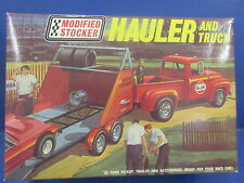 Empty - Colorful Hauler and Truck Box