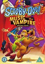 Scooby-Doo: Music Of The Vampire [DVD] [2012][Region 2]