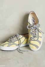 Anthropologie Startas Adorable Banana Sneakers Nib 38 Fit 7 5 Stars!