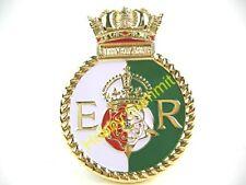 HMS  Queen Elizabeth  WWII Royal Navy Battleship 1/350 1/700 Model Display Badge