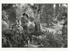 Photo Original Raymond Depardon Magnum Paris Jardin des Plantes 1991