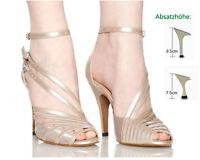 Ladies Party Ballroom Latin Tango Samba Salsa Dance Heels Shoes Sandals EU34-42