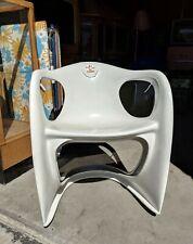 Alexander Begge | Fiberglass Chairs | c. 1972 | Midcentury | Midmod | Vintage