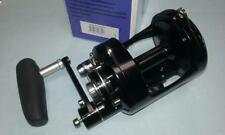AVET EXW 30/3 BLACK LEVER DRAG 3-SPEED REEL