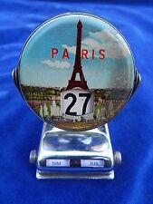 CALENDRIER PERPETUEL / Perpetual calendar - PARIS - TOUR / Tower EIFFEL - TOP !