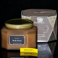 Sabon - Dead Sea collection -Body Scrub-Active Dead Sea Complex