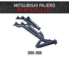 Headers / Extractors for Mitsubishi Pajero NM-NP V6 3.5L-3.8L (2000-2008)