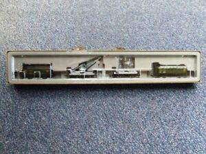 Trix HO 21250 Royal Bavarian State Railroad Peat Transport Car Set