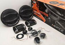 Hertz Energy HSK 165 Car 6.5'' 2-Way Component Speaker System 250W EX#