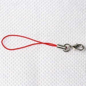 10X Cell Phone Lanyard Cords Strap Lariat Mobile Lobster Clasp DIY 20 Colors