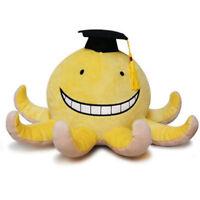 "Anime Assassination Classroom Korosensei 6"" Stuffed Mini Plush Toy Hot Doll Gift"