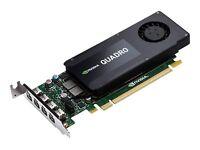 NEW! HP T7T59AT Nvidia Quadro K1200 Graphics Card Quadro K1200 4 Gb Gddr5 Pcie 2