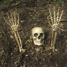 Ground Breaker Skeleton Graveyard Haunted House Hallowee Party Yard Decoration